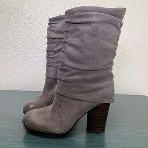 Vince  Camuto Gray Cassandra High-heeled Boots